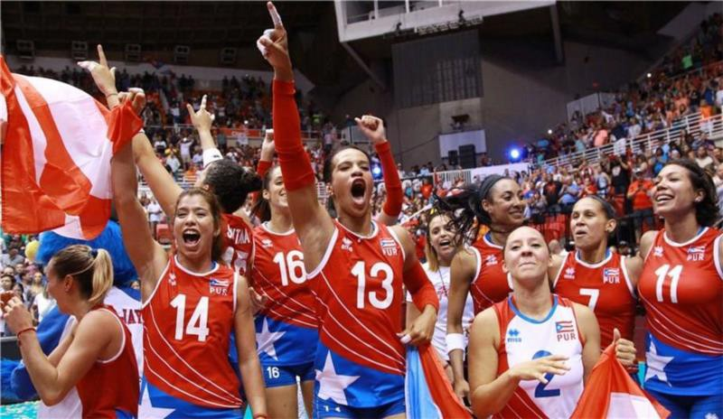 A historic win for the Puerto Rico women's national team means they qualify for Rio