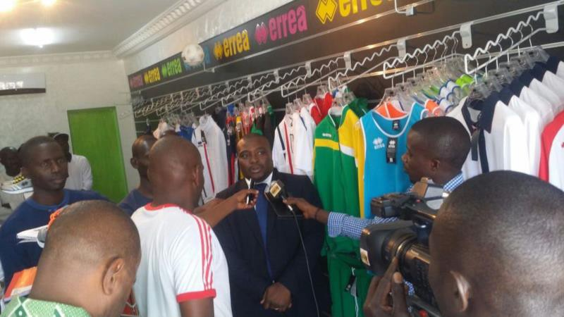 A new retail outlet opens in Senegal!