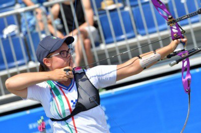 Archery: Dodemont and Peineau win World Cup gold in the mixed team compound, whilst Lucilla Boari takes gold at the Mediterranean Games