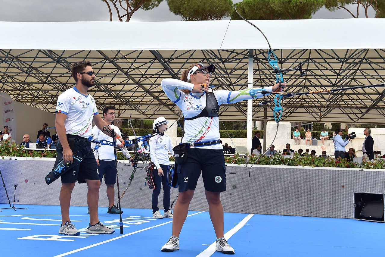 Archery: USA Archery and Vanessa Landi both take home medals from the World Cup Final in Rome