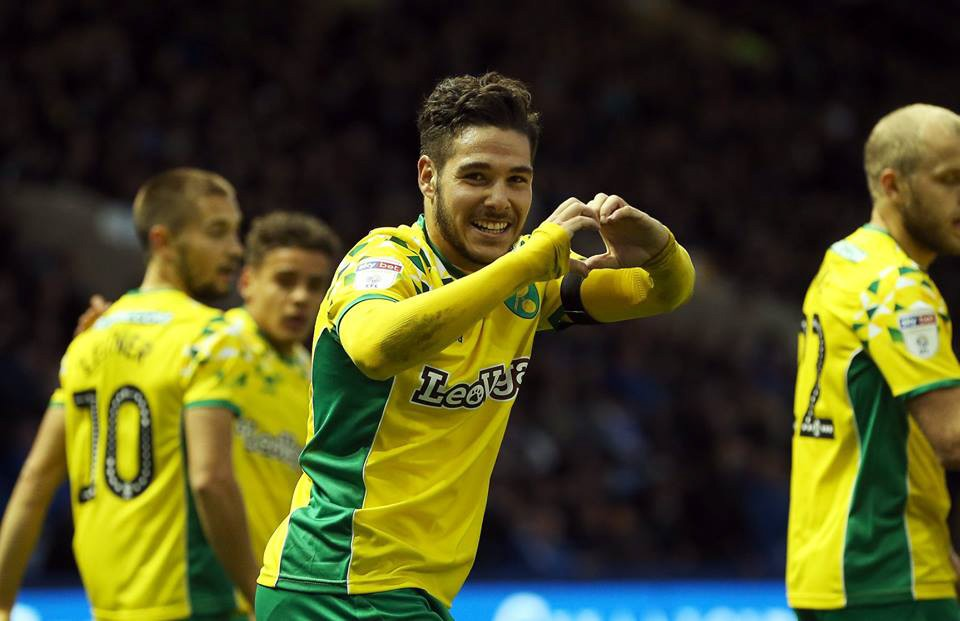 Championship: Norwich City FC go to the top of the table!