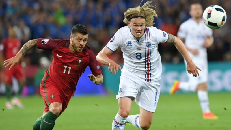 Euro 2016: Iceland makes a fantastic start, holding Portugal, with Cristiano Ronaldo, to a draw