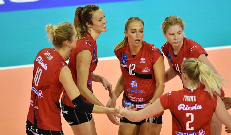 France: Erreà's teams dominate the women's Ligue A!