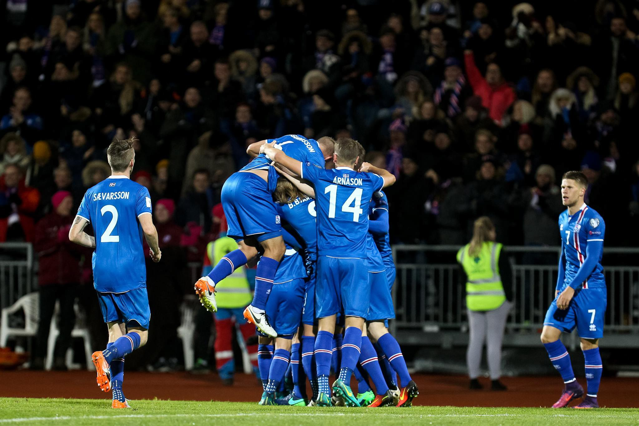 Iceland's national football team to be guests in Parma in the lead-up to the crucial match against Croatia