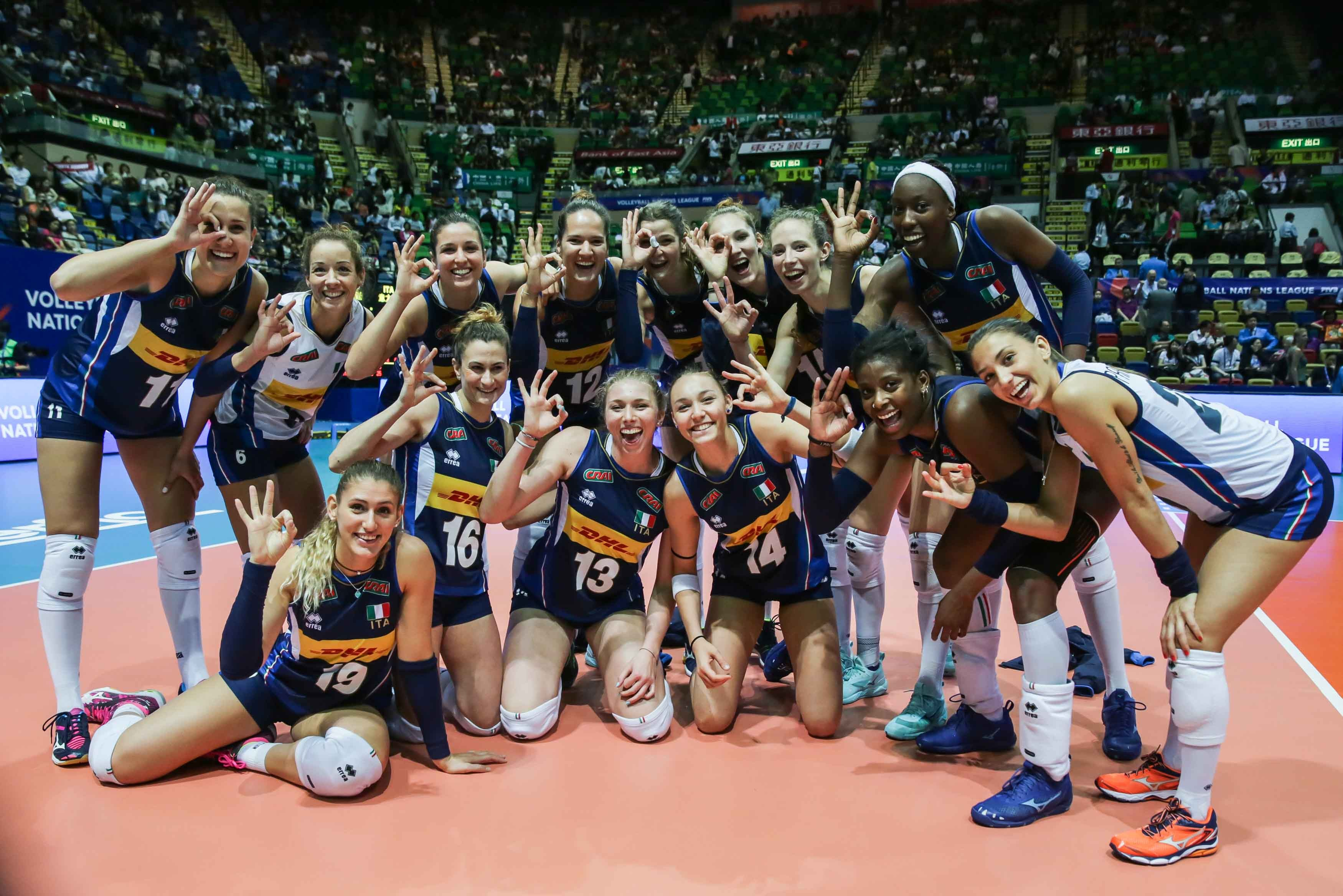 The 2018 Women's World Volleyball Championships are ready to start: from September 29th to October 20th they will be on court in Japan!