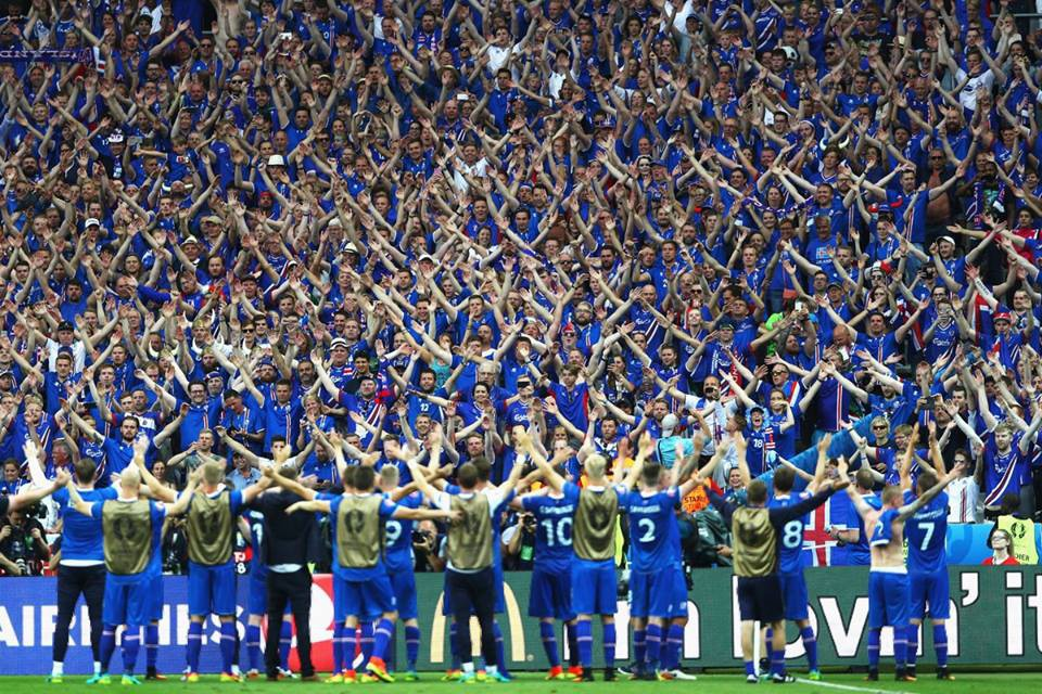 The Icelandic national football team: here are the draws for the Euro 2020 qualifiers!