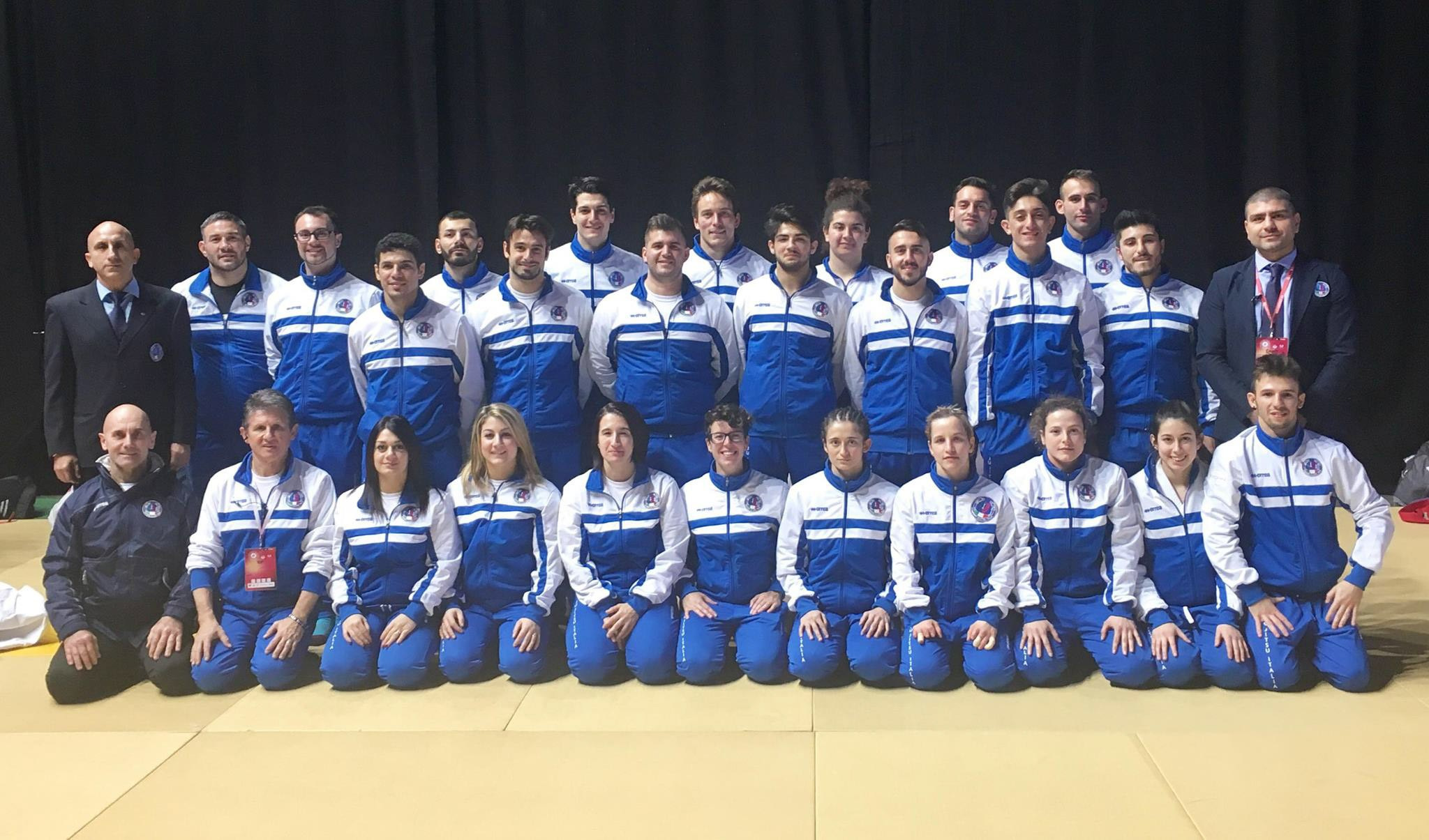 The ITALIAN TEAM wins 4 Silvers and 3 Bronzes at the World Ju-Jitsu Championships