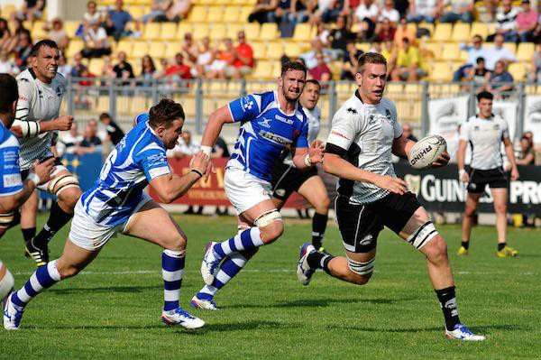 The Zebre overcome also the Worcester Warriors in the Challenge Cup!
