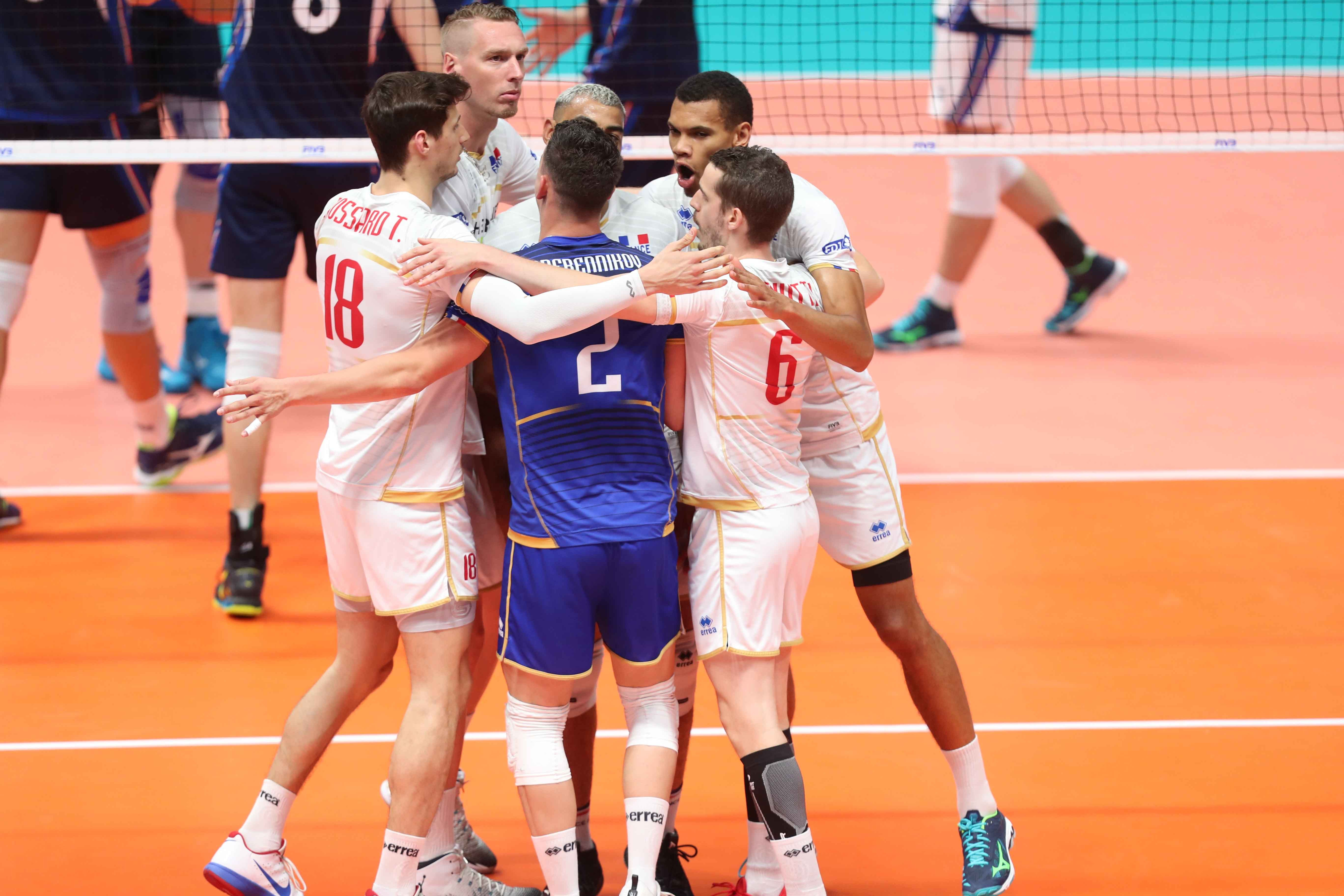 Volleyball Nations League: France take the silver medal!