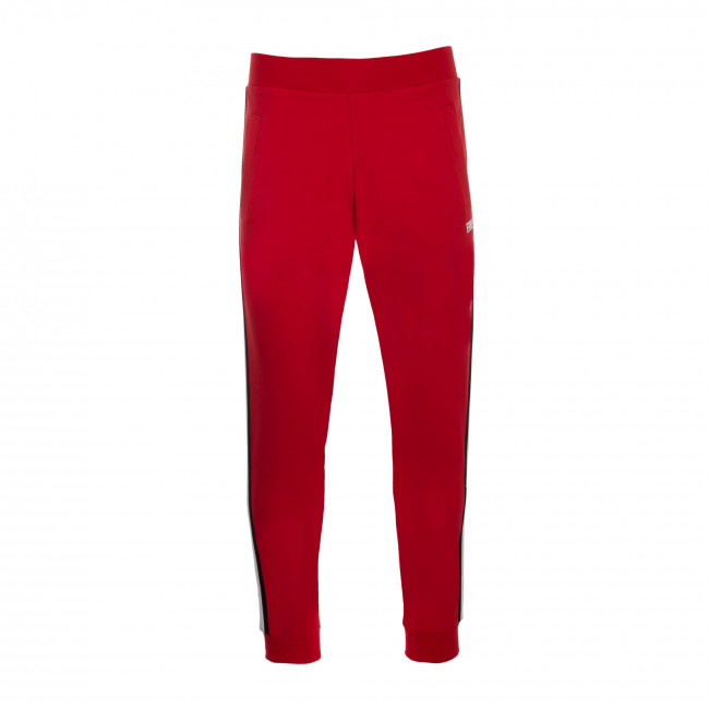 SPORT FUSION SS19 WOMAN TROUSERS AD ROSSO BIANCO - REPUBLIC