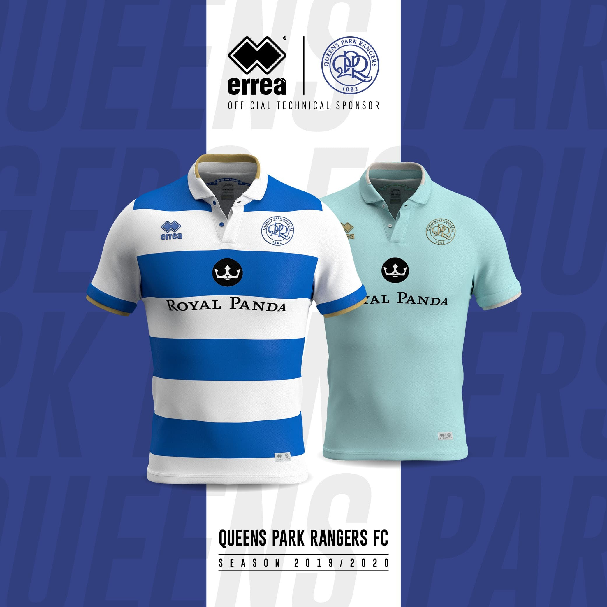 new styles 796cd 309a4 News - Queens Park Rangers FC unveil their new official 2019 ...